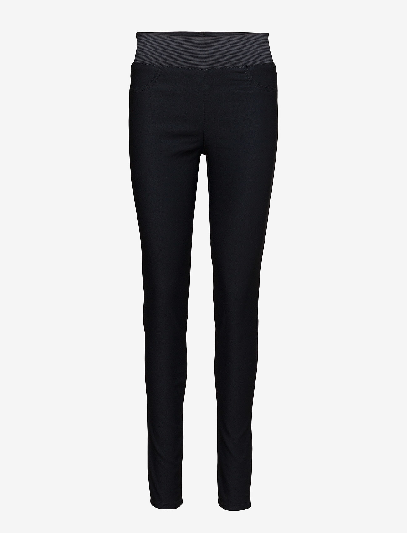 FREE/QUENT - FQSHANTAL-PA-POWER - broeken med skinny fit - salute 19-4011 - 0