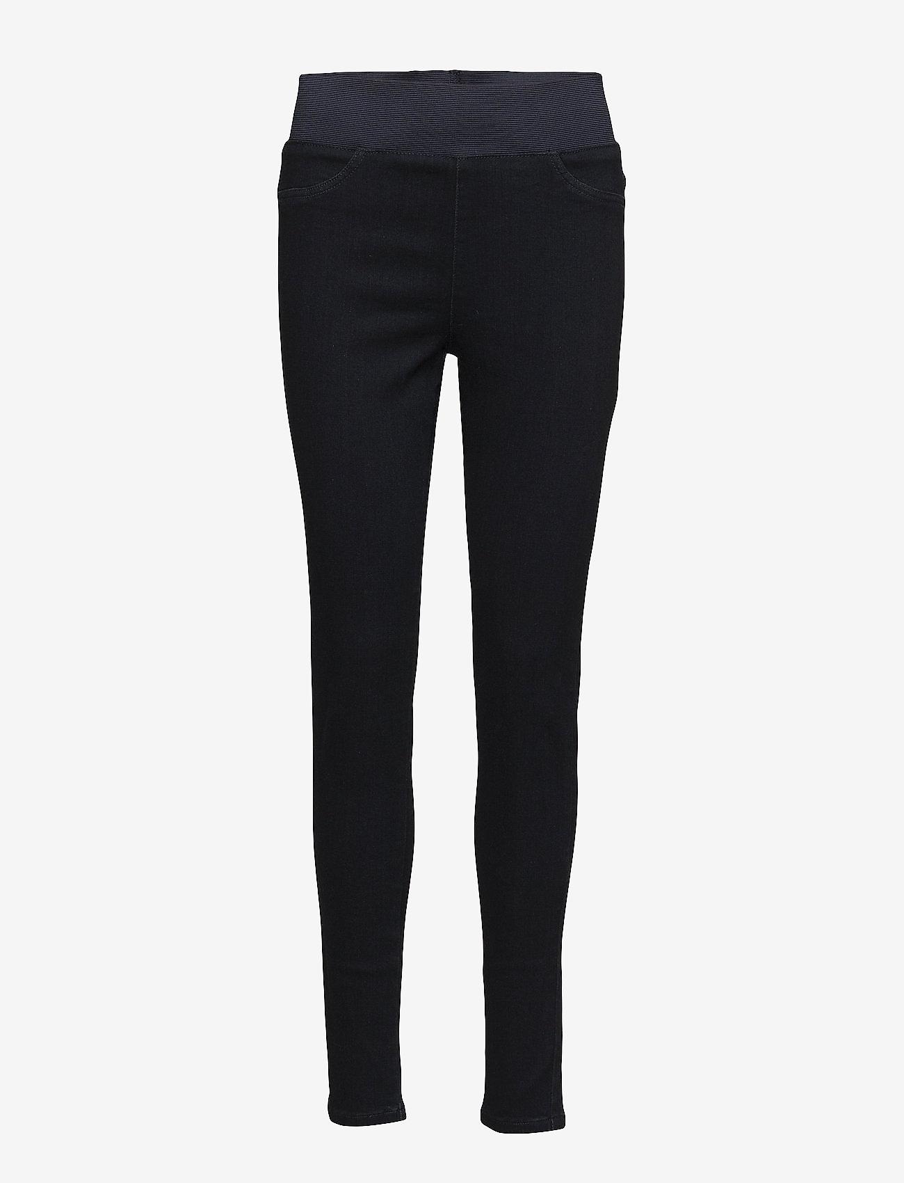 FREE/QUENT - FQSHANTAL-PA-DENIM - skinny jeans - dark blue - 0