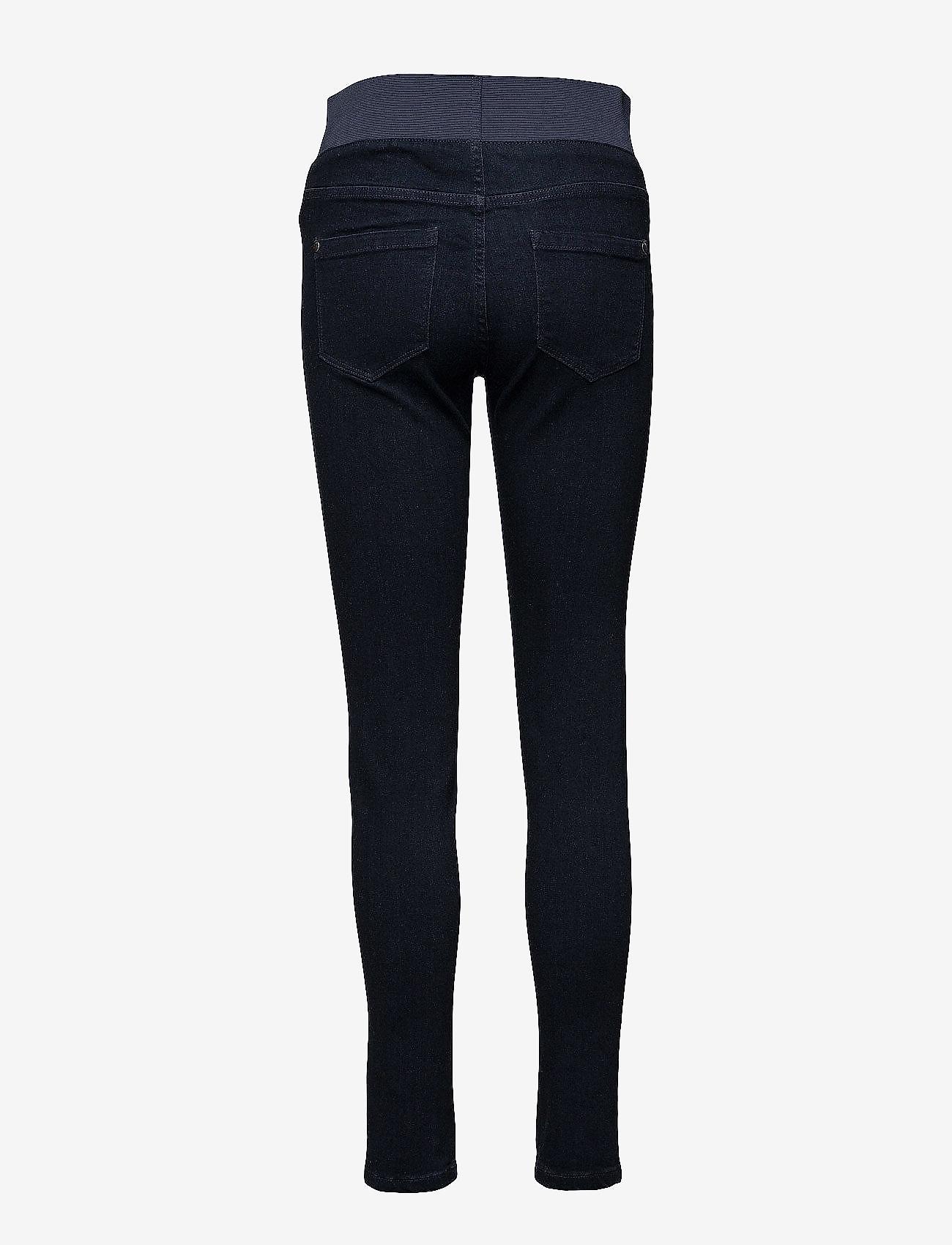 FREE/QUENT - FQSHANTAL-PA-DENIM - skinny jeans - dark blue - 1