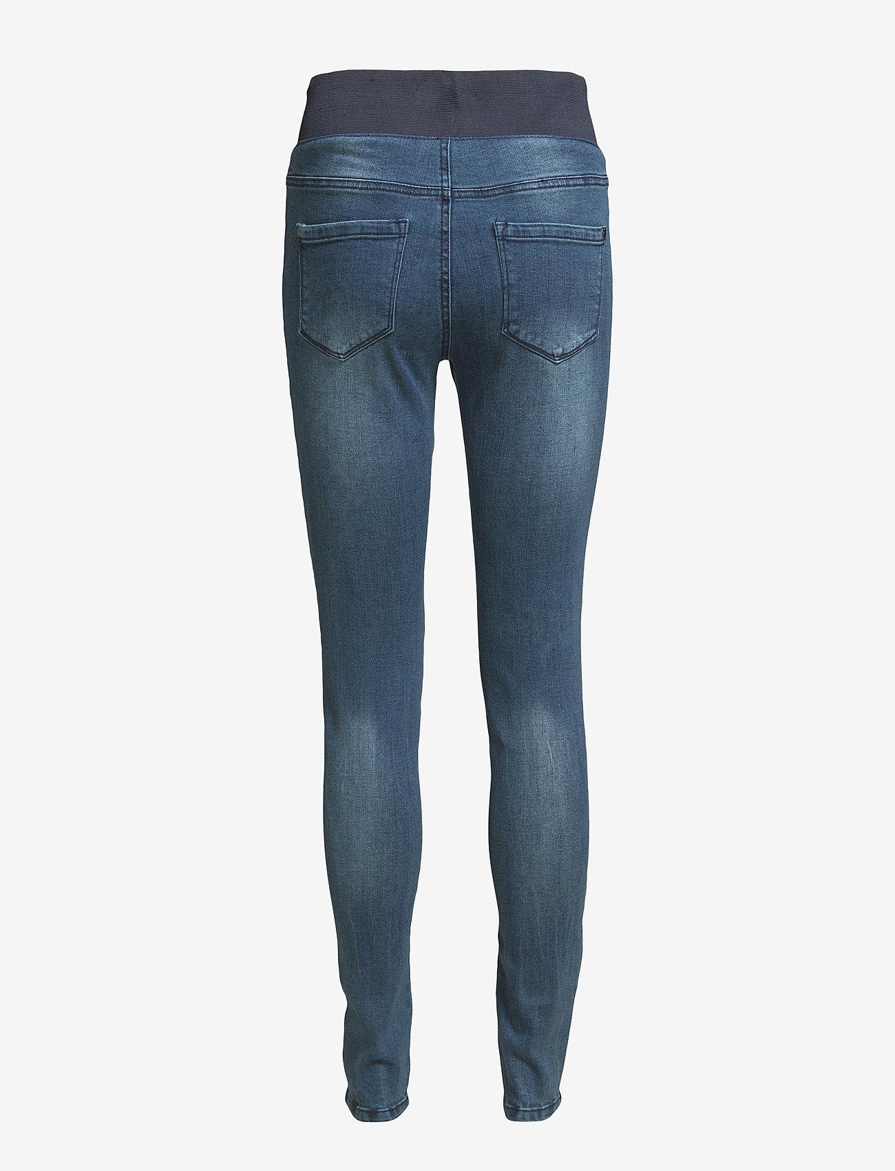 FREE/QUENT - FQSHANTAL-PA-DENIM - skinny jeans - medium blue - 1