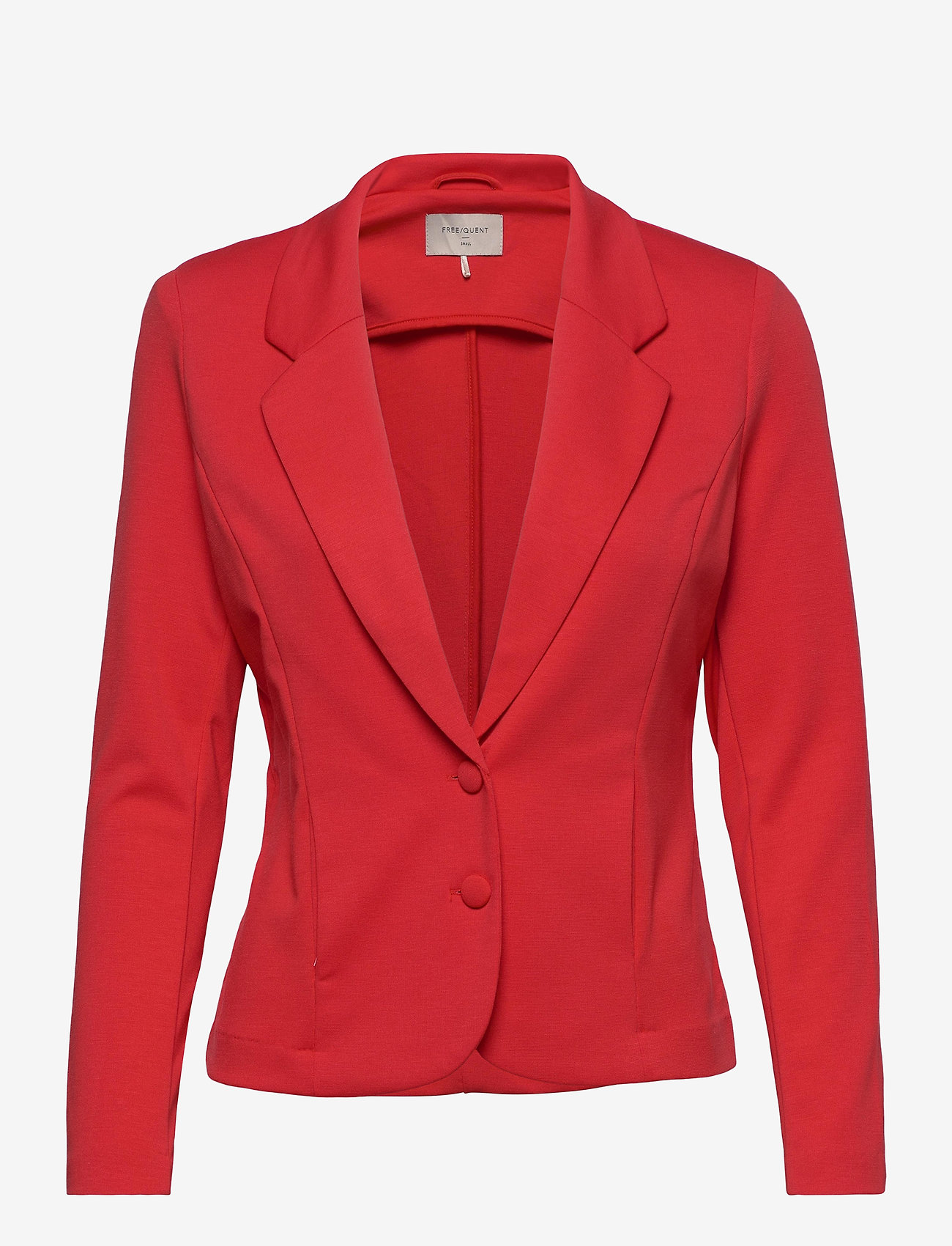 FREE/QUENT - FQNANNI-JA - casual blazers - poppy red - 0