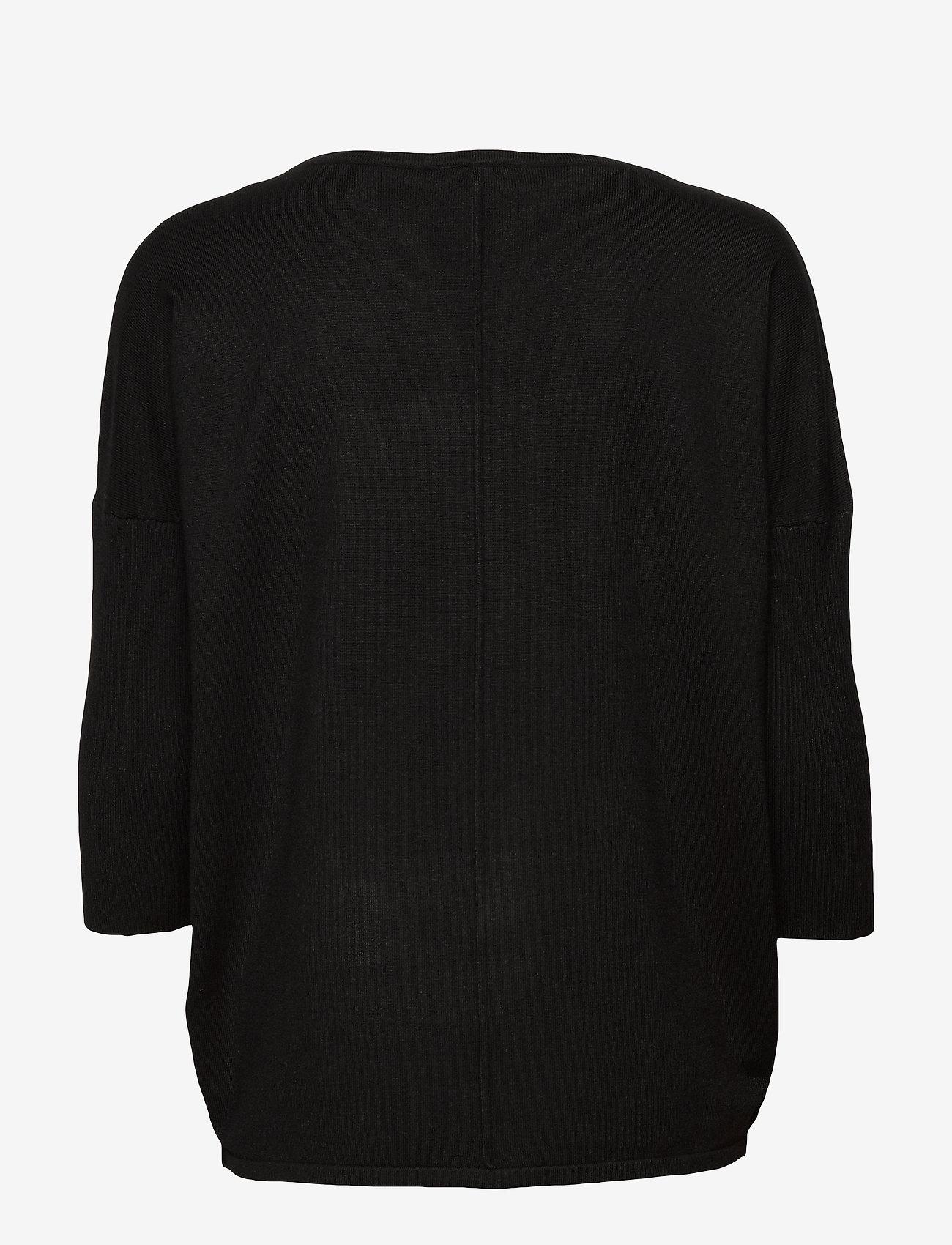 FREE/QUENT - FQJONE-PU - trøjer - black - 1