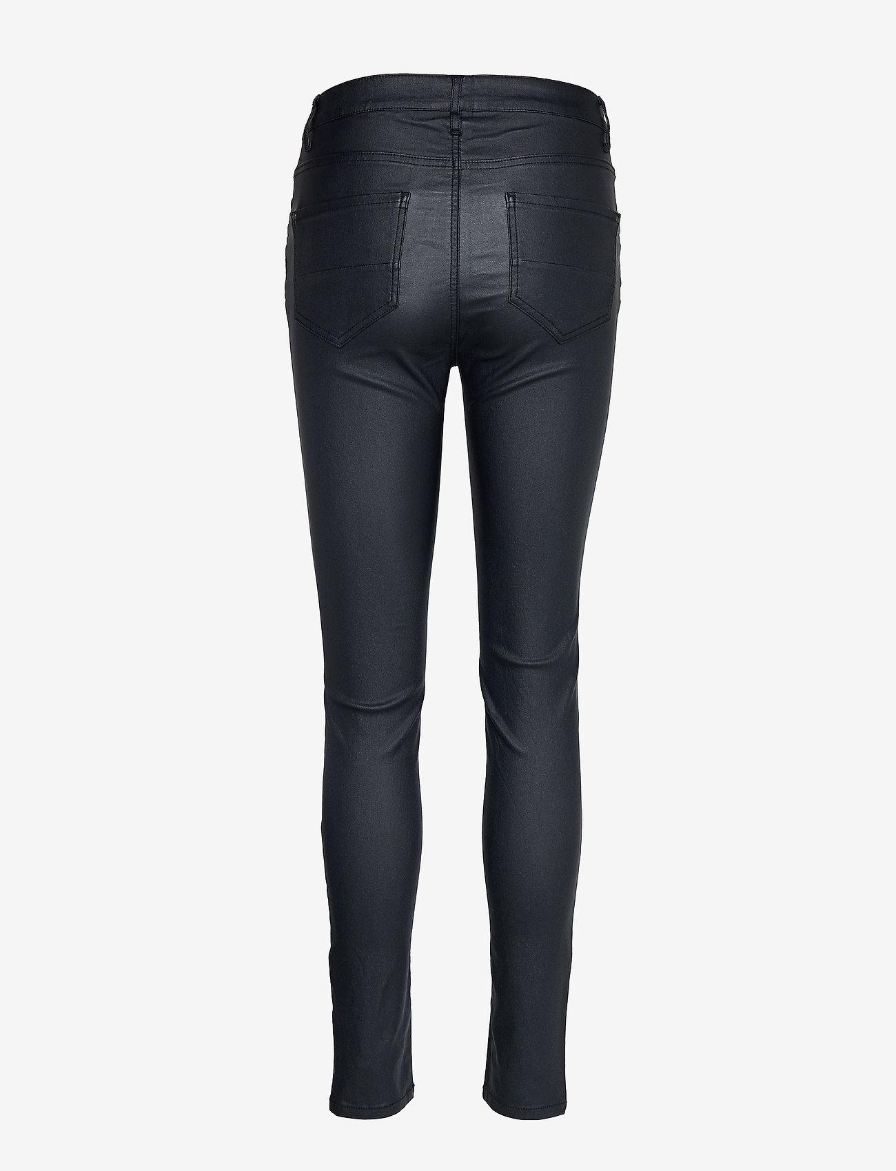 FREE/QUENT - AIDA-PA-7/8-COOPER - broeken med skinny fit - salute 19-4011 - 1