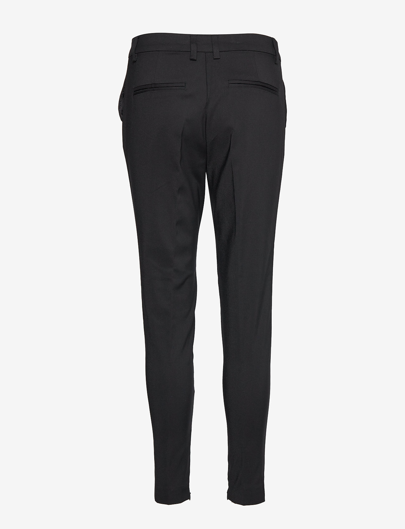 FREE/QUENT - ISABELLA-ANKLE-PA - slim fit bukser - black - 1