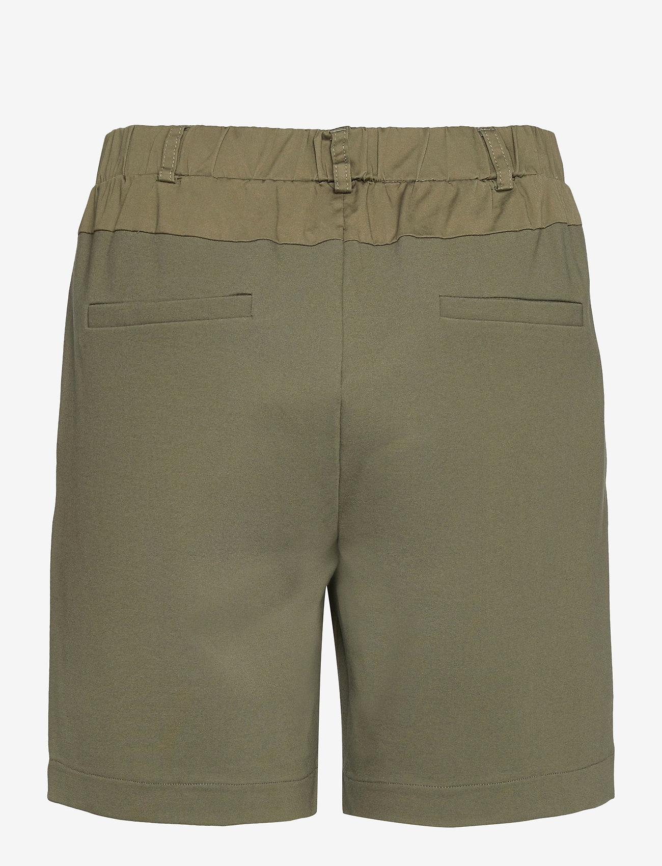FREE/QUENT - HEGEN-SHO-SAND - chino shorts - dusty olive - 1