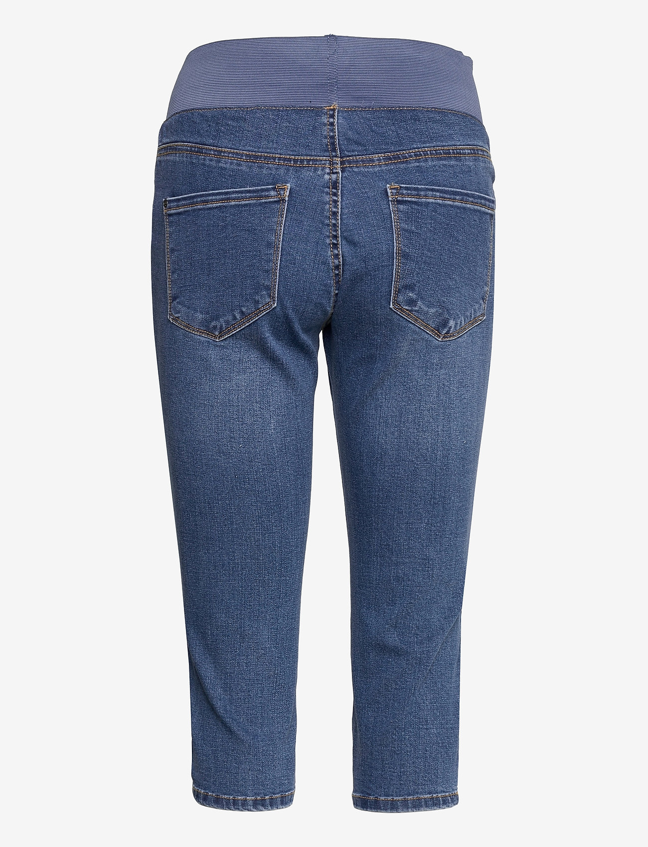 FREE/QUENT - SHANTAL-CA-DENIM - capribroek - vintage blue denim - 1