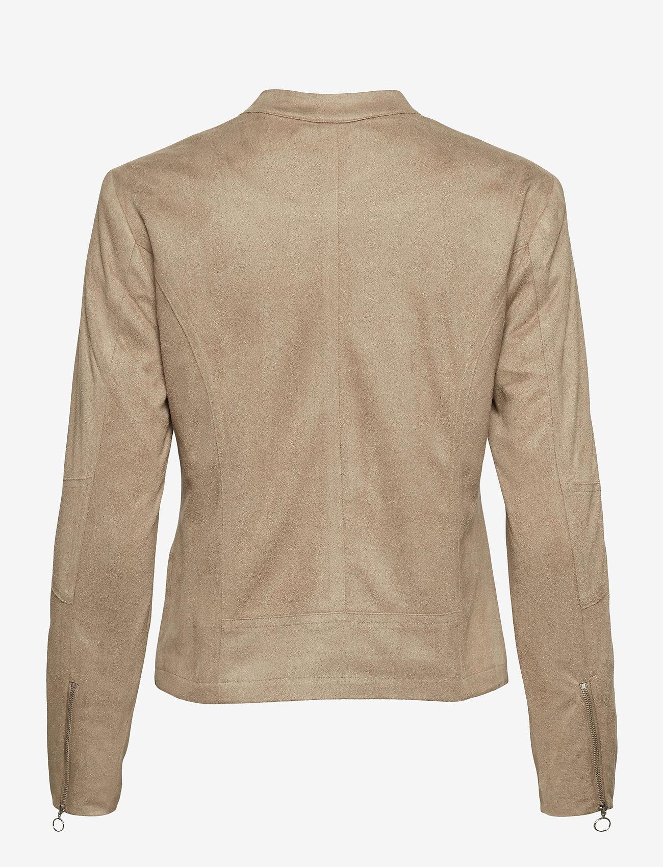 FREE/QUENT - FQSPARROW-JA - lichte jassen - beige sand as cut - 1