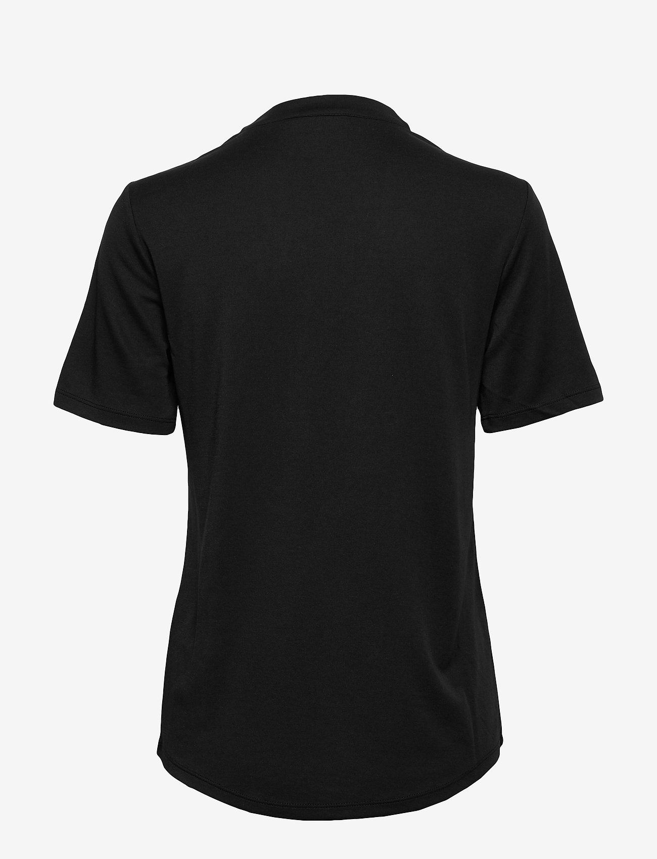 FREE/QUENT - FQYR-SS-BL - t-shirts - black - 1