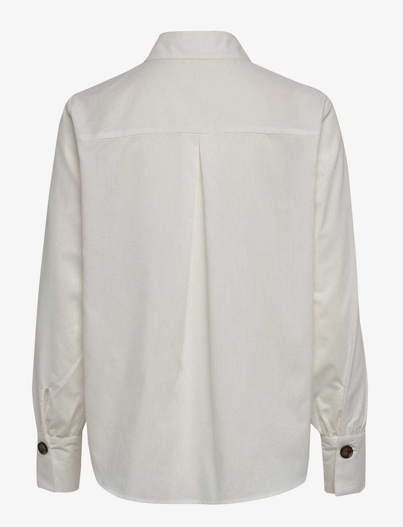 FREE/QUENT - FQFLYNN-SH - overhemden met lange mouwen - offwhite 11-4800 - 1
