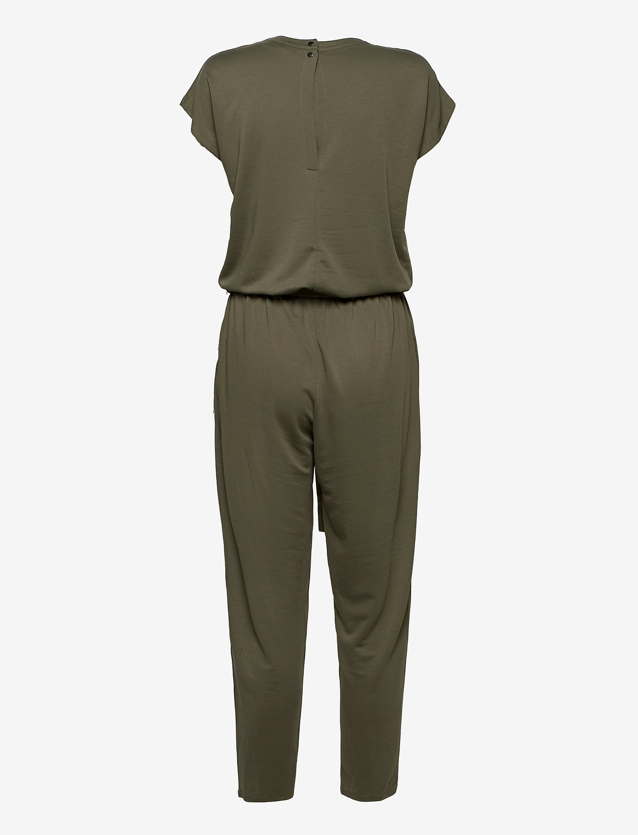 FREE/QUENT - YR-JU - jumpsuits - dusty olive - 1