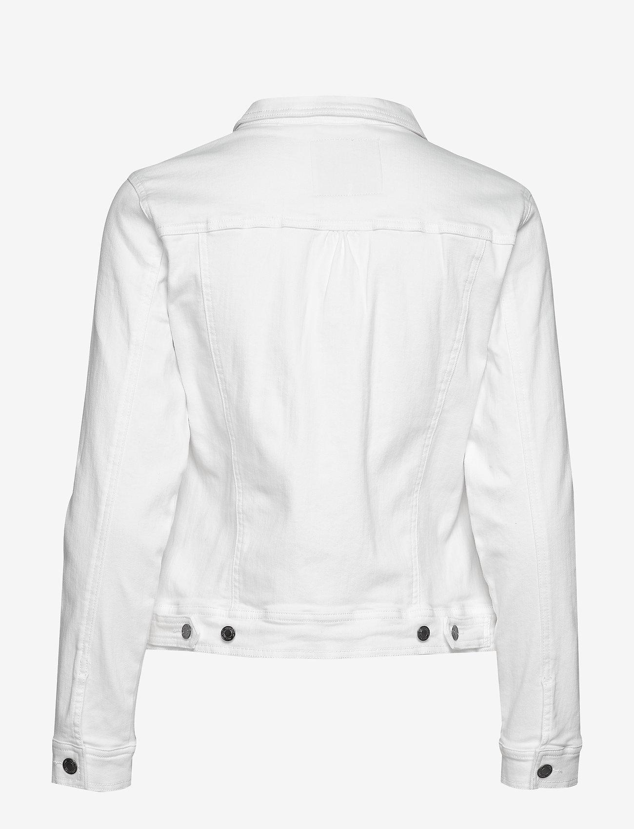 Free/quent Alba-ja-twill - Jackor & Kappor Bright White 11-0601