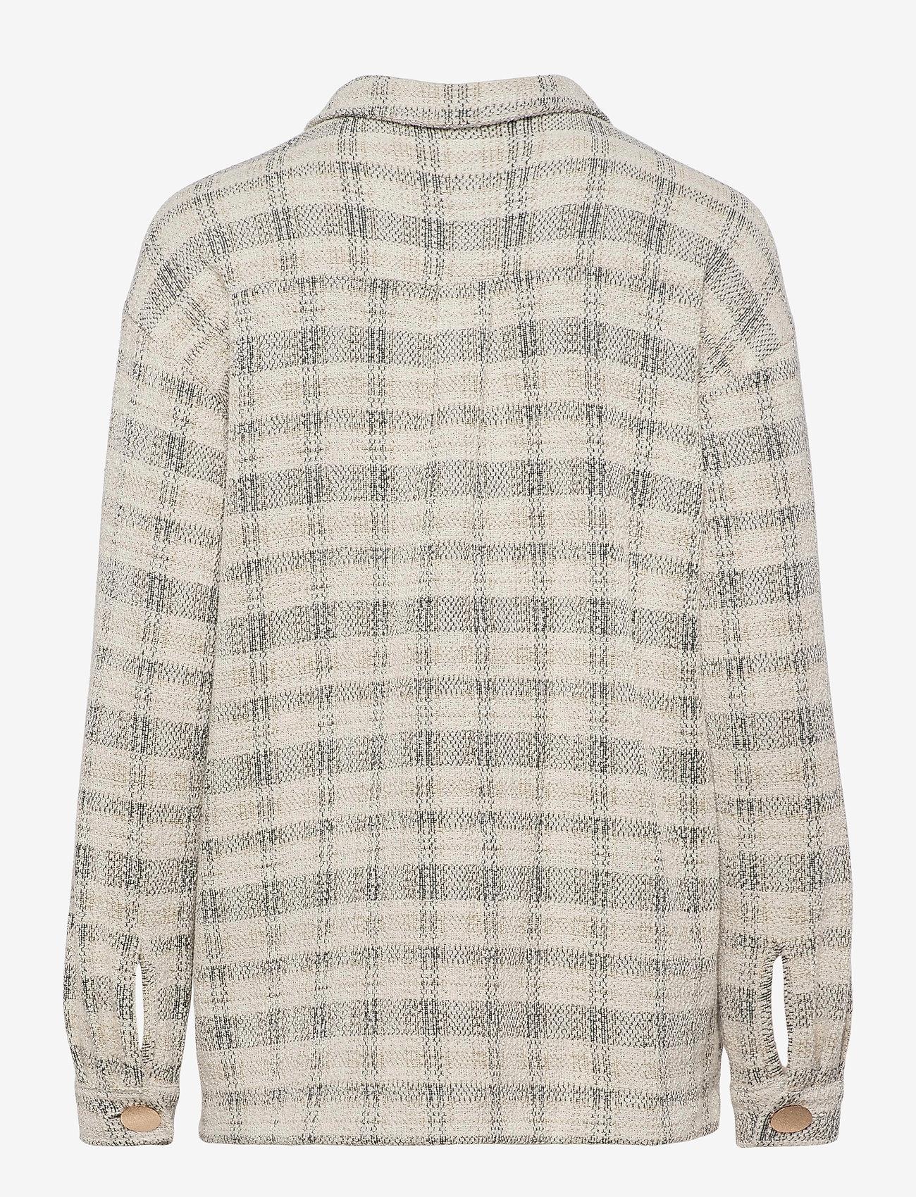 FREE/QUENT - FQBEATRIX-SH-JA - wool jackets - birch mix as sample - 1