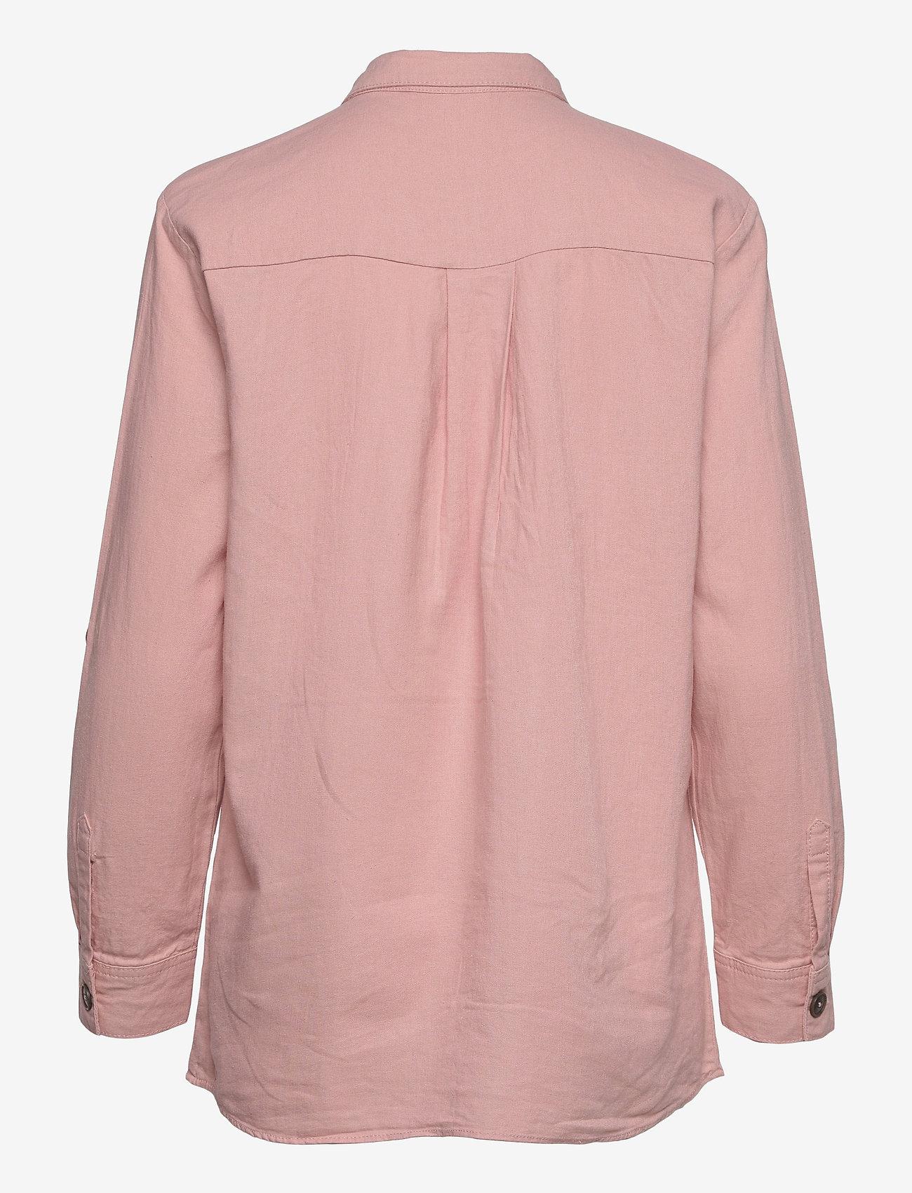 FREE/QUENT - FQLAVA-SH - langærmede skjorter - silver pink - 1