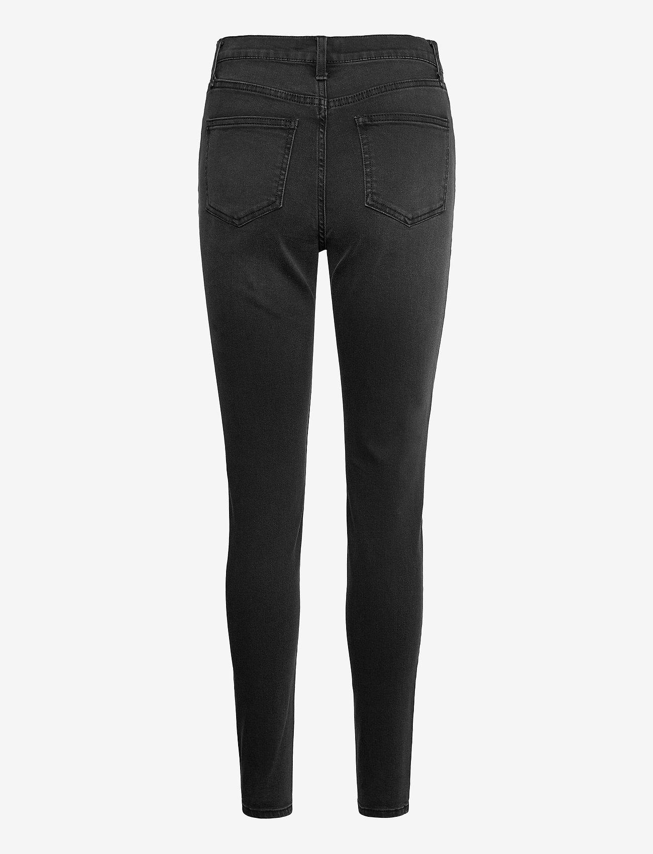 FREE/QUENT - FQHARLOW-JE-BLACK - slim jeans - black - 1