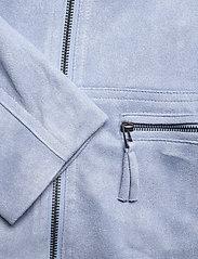 FREE/QUENT - BIRDIE-JA - skinnjakker - chambray blue 15-4030 tcx - 4