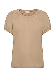 BETINA-O-SS-SOLID - BEIGE SAND AS CUT