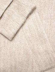 FREE/QUENT - FQAMORA-JA - uldfrakker - whitecap gray melange - 3
