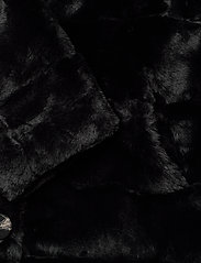 FREE/QUENT - FQFURBY-L-JA-BUTTON - faux fur - black - 3