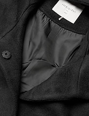 FREE/QUENT - FQDICTE-S-JA-SOLID - wool jackets - black solid - 3