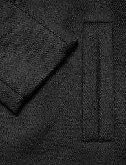 FREE/QUENT - FQDICTE-S-JA-SOLID - wool jackets - black solid - 4