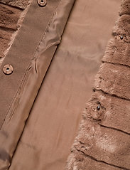 FREE/QUENT - FQFURBY-JA-HOOD - faux fur - amphora 17-1319 - 4