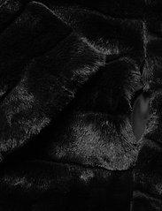 FREE/QUENT - FQFURBY-JA-HOOD - faux fur - black - 4