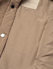 FREE/QUENT - FQOLGA-WA-L-TEDDY - gevoerde vesten - silver mink w. silver mink - 7
