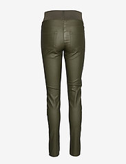 FREE/QUENT - SHANTAL-PA-COOPER - broeken med skinny fit - olive night 19-0515 - 1