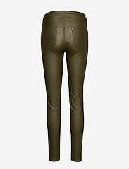 FREE/QUENT - AIDA-PA-7/8-COOPER - broeken med skinny fit - olive night 19-0515 - 1