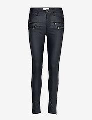 FREE/QUENT - AIDA-PA-7/8-COOPER - broeken med skinny fit - salute 19-4011 - 0