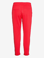 FREE/QUENT - FQNANNI-ANKLE-PA - broeken med straight ben - poppy red - 1