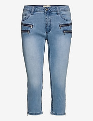 FREE/QUENT - AIDA-CA-DENIM - slim jeans - light blue denim - 0