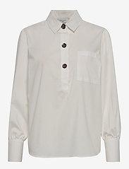 FREE/QUENT - FQFLYNN-SH - overhemden met lange mouwen - offwhite 11-4800 - 0