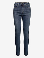 FREE/QUENT - FQHARLOW-JE-MEDIUM BLUE - slim jeans - medium blue - 0