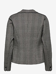 FREE/QUENT - FQNANNI-JA-POCKET-CHECK10 - getailleerde blazers - black mix as sample - 1
