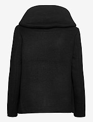 FREE/QUENT - FQDICTE-S-JA-SOLID - wool jackets - black solid - 2
