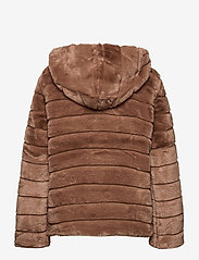 FREE/QUENT - FQFURBY-JA-HOOD - faux fur - amphora 17-1319 - 1