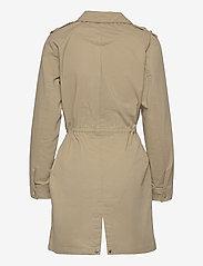 FREE/QUENT - FQROSA-JA-L - trenchcoats - beige sand as cut - 1