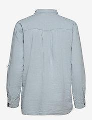 FREE/QUENT - FQLAVA-SH - langærmede skjorter - chambray blue - 1