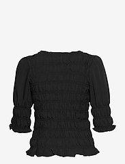 FREE/QUENT - FQELOISE-BL - blouses met lange mouwen - black - 1