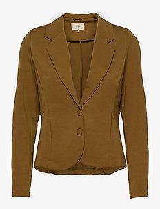 NANNI-JA - casual blazers - butternut 18-0830 tcx