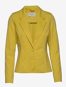 NANNI-JA - blazere - cream gold 13-0739 tcx