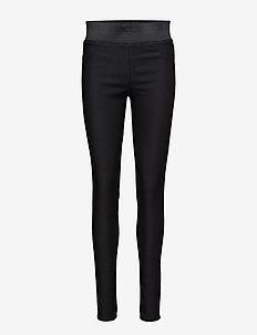 SHANTAL-PA-POWER - dżinsy skinny fit - black