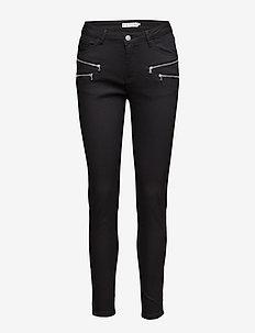 AIDA-PA-7/8 - slim jeans - black