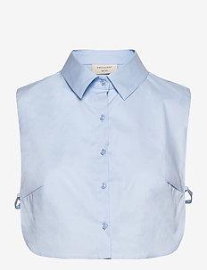 REESE-COLLAR - collars - chambray blue 15-4030 tcx