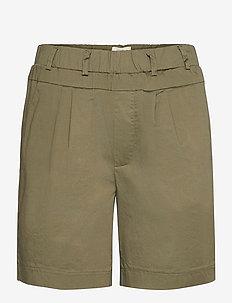 HEGEN-SHO-SAND - chino shorts - dusty olive