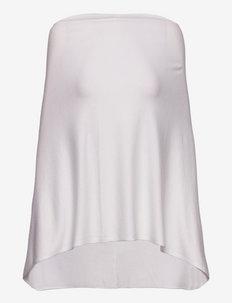 FQCLAUDISSE-S-CAPE - ponchos & capes - offwhite 11-4800