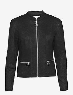 FQSPARROW-JA - lichte jassen - black