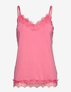 FQBICCO-ST - linnen - pink lemonade 16-1735 tcx