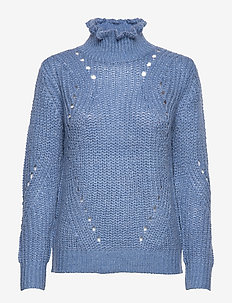 FQCABBI-PU - rullekraver - moonlight blue 18-4027